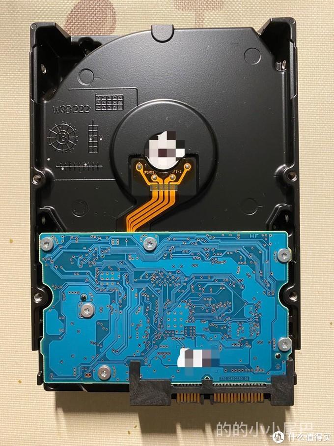 1pmr硬盘分享---东芝3T硬盘