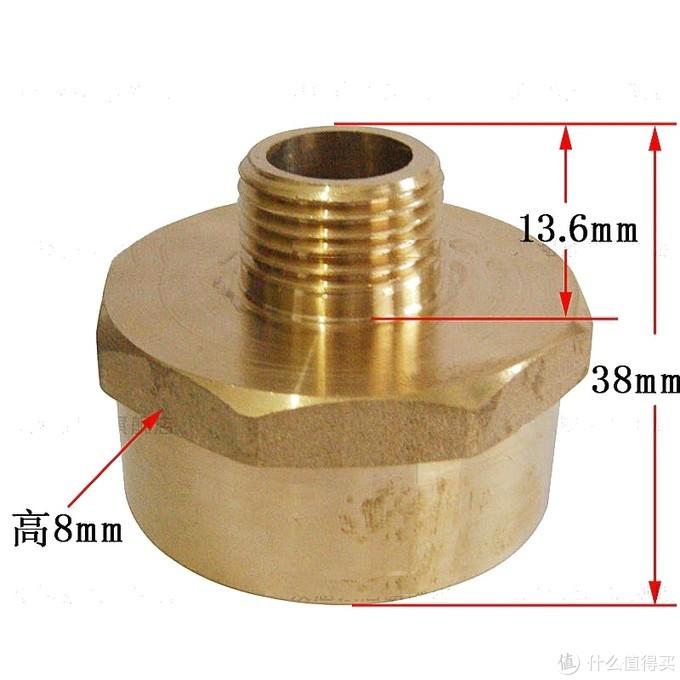 纯铜转接头