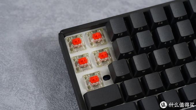 不忘初心 ZOMO 喵爪键帽、iQunix F96 蓝牙机械键盘试玩