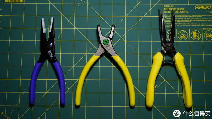 聊一聊我手上的钳子,以及怎么选择你需要的钳子 - Knipex/五十岚/Facom/CL