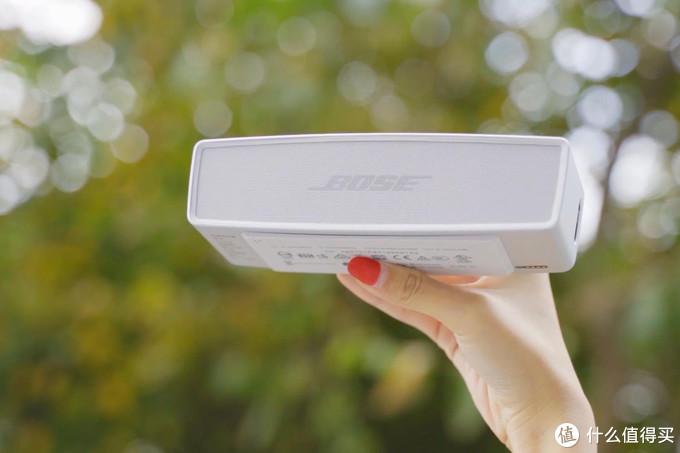 情倾Bose Mini II特别版,小音箱也可以声醉人