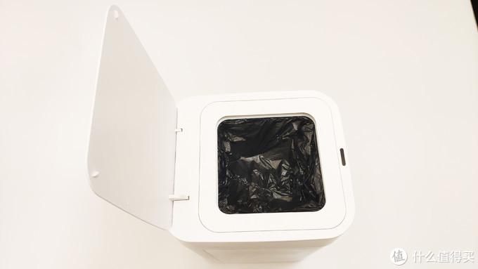 这才是真正意义上的智能垃圾桶?——拓牛T1使用体验
