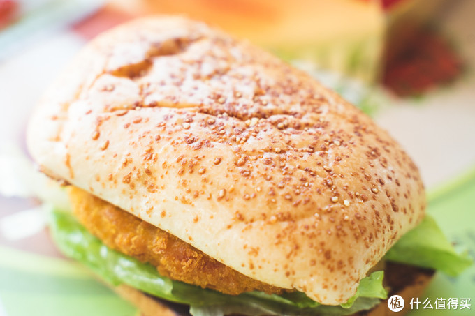 什么神仙级汉堡,居然会爆浆?