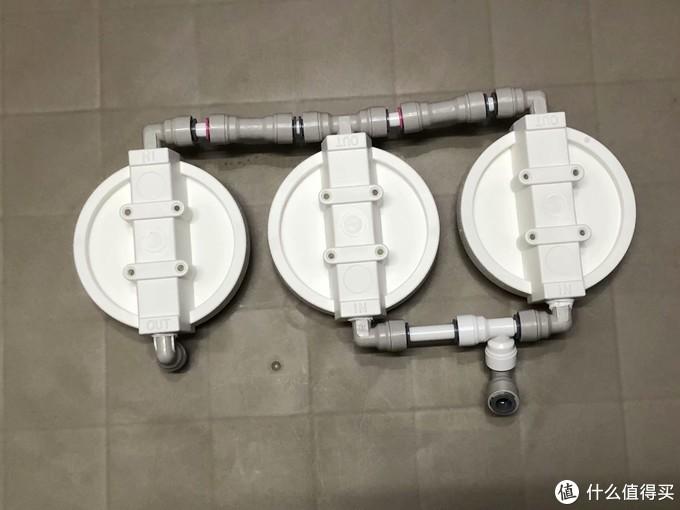 成年人的乐高,DIY大通量净水器(隔夜无需放初段水方案)
