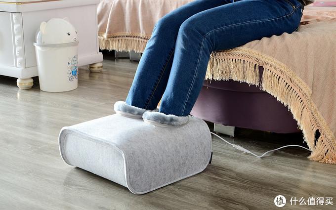 Ardor活性炭沙感暖脚器,寒冬季在家里给双脚更暖的体验