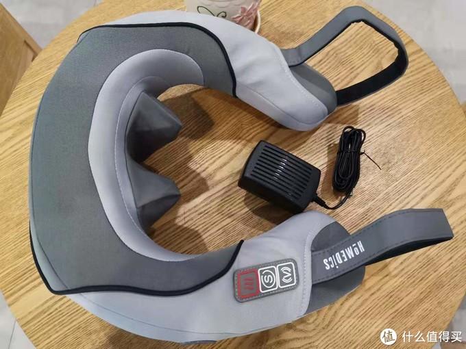 办公室肩颈综合症舒缓利器——HOMEDICS指压式颈椎按摩器