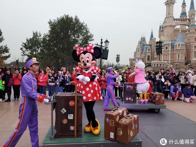 元旦后第一个周末的迪士尼两日游