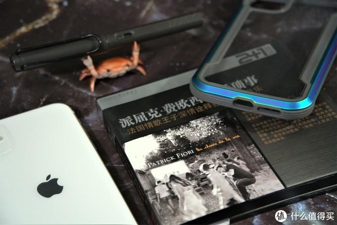 为iPhone11抹上一道虹,Defense手机壳上手记