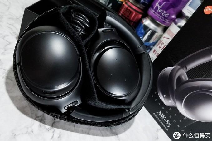 更强降噪水准,更智能的降噪耳机——HiVi惠威AW-83