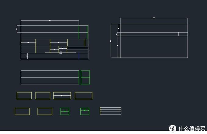 CAD拼板