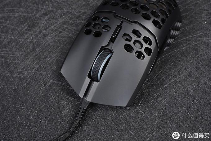 酷冷至尊MM711游戏鼠标拆解评测