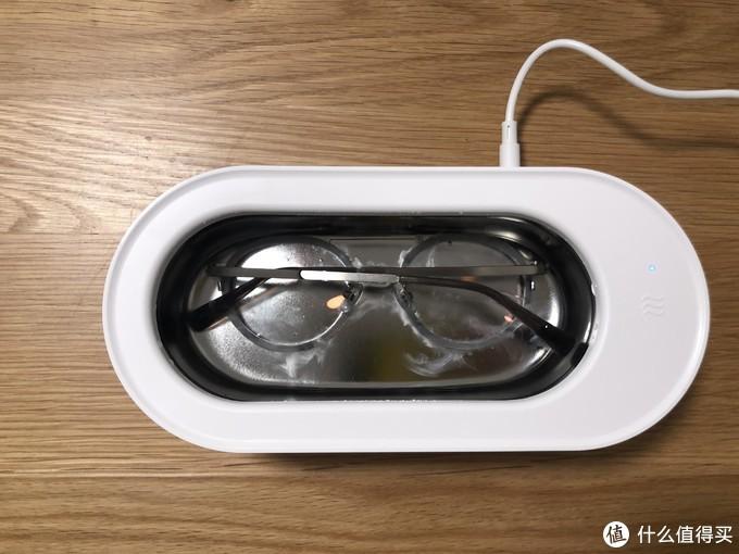 张大妈的礼物:超声波清洗机