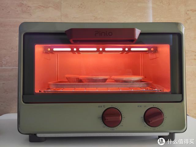小米生态链新品!Pinlo迷你蒸汽烤箱体验:真心比蛋糕店还好吃