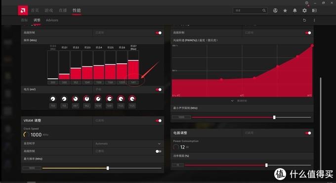 在前一轮微调的基础上,将GPU时钟频率提升至1411MHz,其他不变