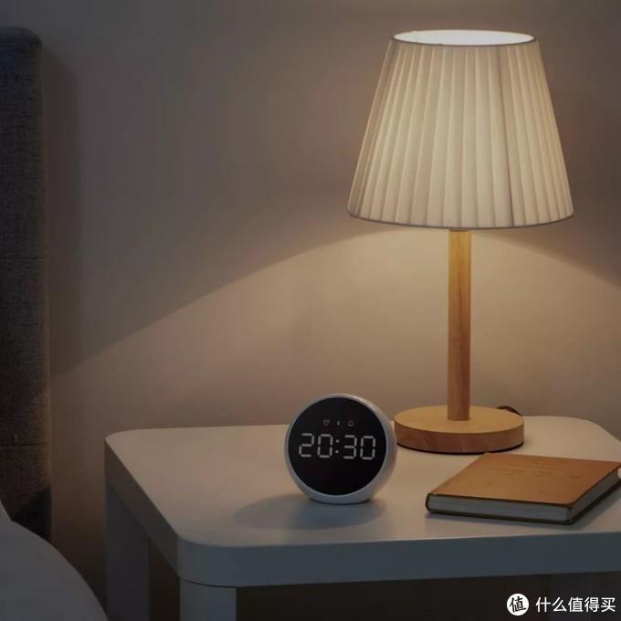 生活要有仪式感 内置小爱同学的ZMI闹钟音箱开启预售