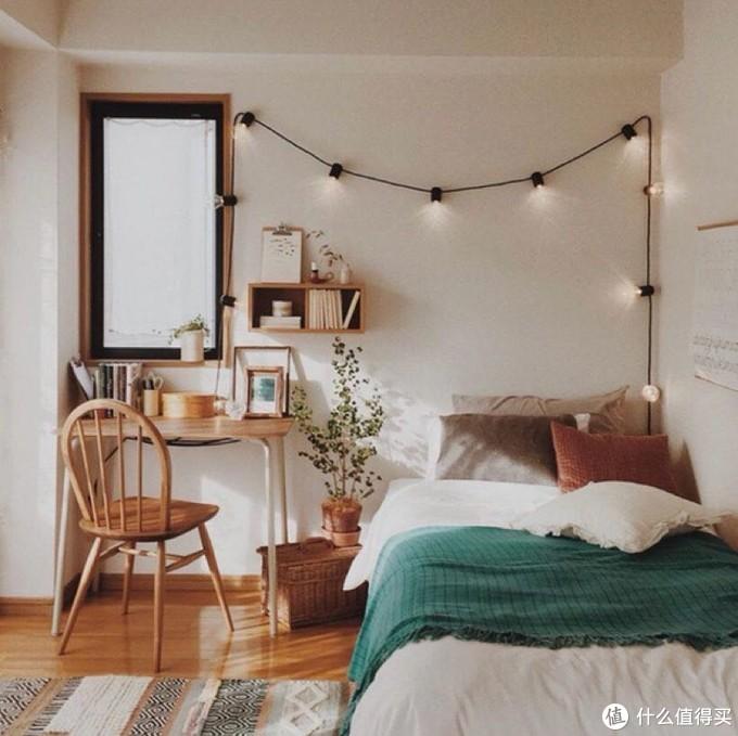 日系小房间家居装饰搭配小改变tips