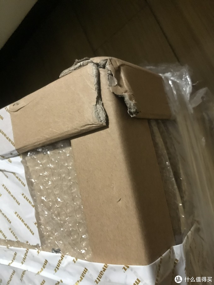 纸箱外壳还有边角加强结构,好评