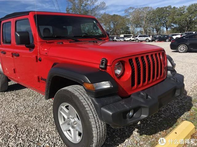北美试驾Jeep Gladiator:拧巴的角斗士