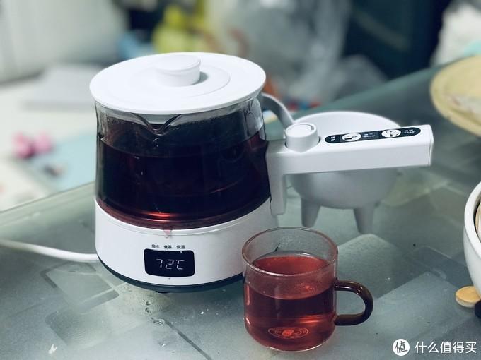 配上小茶杯