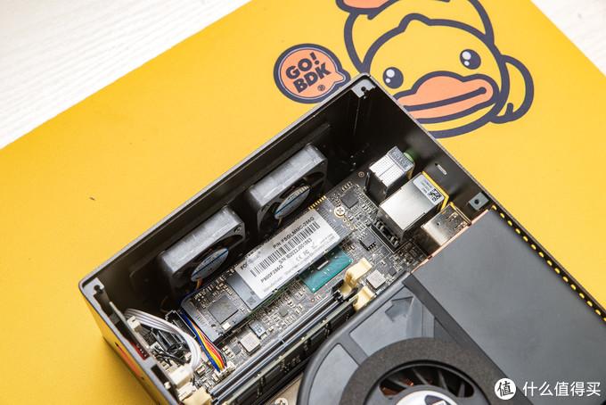 i5-8305G+独立显卡,站内很火的小主机性能靠谱吗?