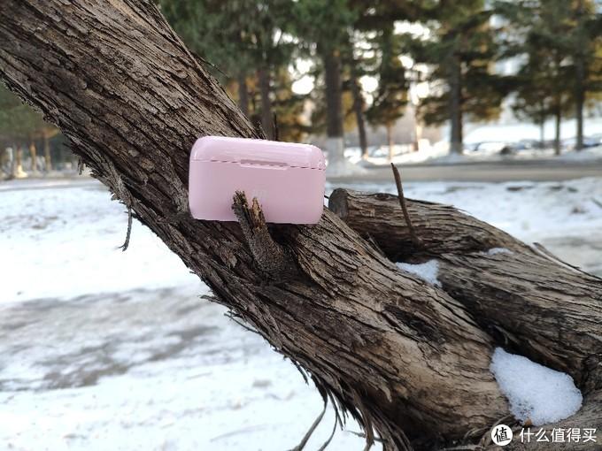 她说粉色是最喜爱的颜色–Jeet Air Bass真无线蓝牙耳机