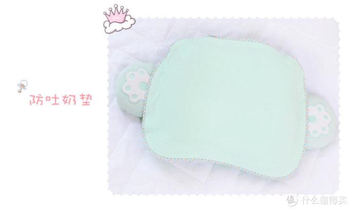 透气矫正定型枕!睡偏头的宝宝头型有救啦