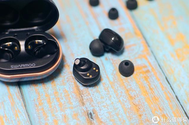 颜值音质都有提升贝壳王子新款主动减噪TWS耳机