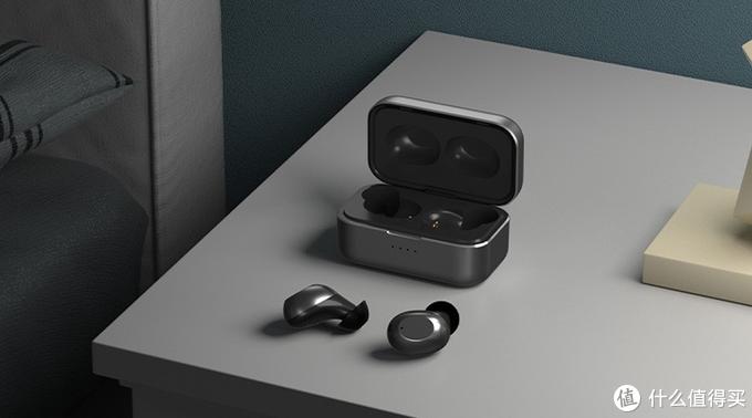 智能环境降噪 ABRAMTEK E4 真无线蓝牙耳机戴上它,不被外界干扰!