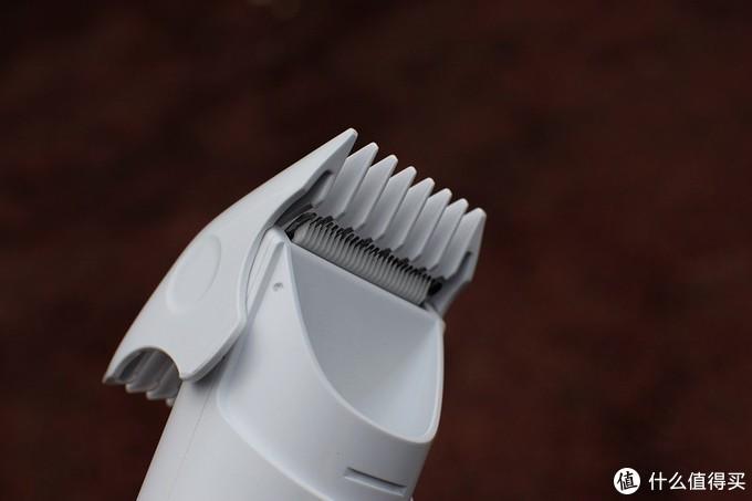 全家都适用的 须眉儿童电动理发器