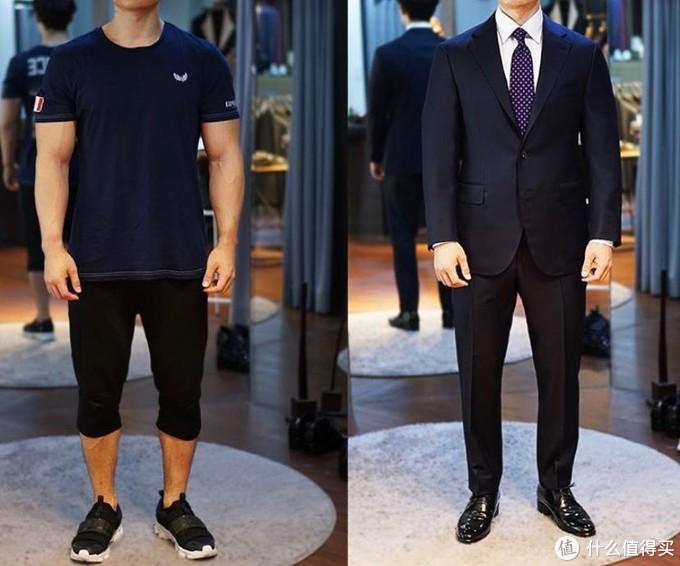 """谁说身材不好不适合穿西装?""""坏""""身材更应该穿西装"""