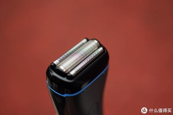 轻松剃须 须眉三刀往复式电动剃须刀体验
