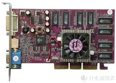 Radeon 7500的代表作,双敏火旋风Power 757