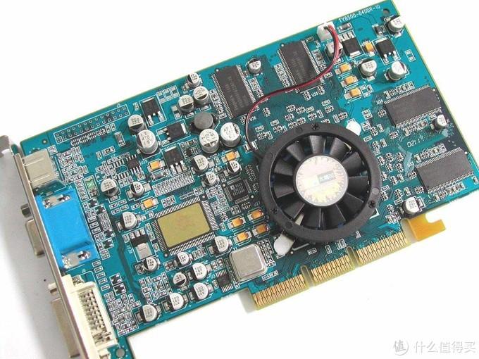 启亨、同德等代工厂出品的各色Radeon8500大行其道,价格逐步走低