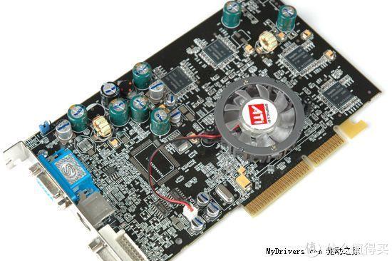 蓝宝石9550限量至尊版,极限GPU:500MHz,显存:700MHz