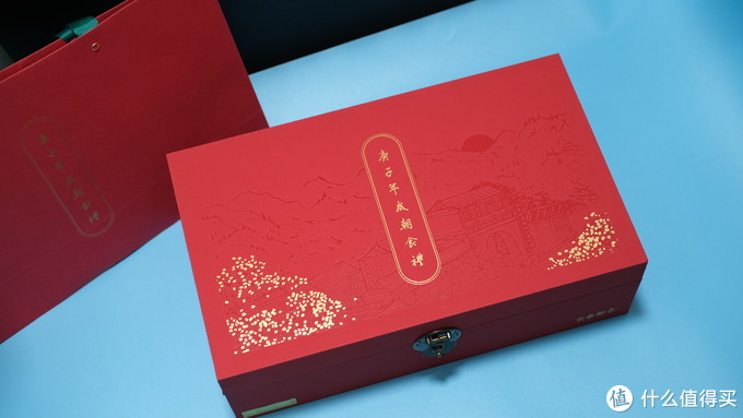 来自大妈的新年礼盒!长安东市庚子年岁朝食礼盒晒单