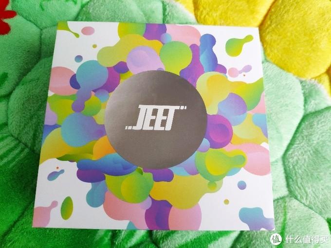 送女朋友的新年礼物——JEET Air Bass