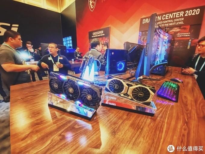 CES2020微星展馆一览,从游戏到内容创作者系列产品应有尽有!