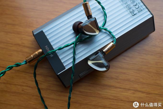 Beat Audio Emerald MKII 能量2 耳塞升级线开箱简评