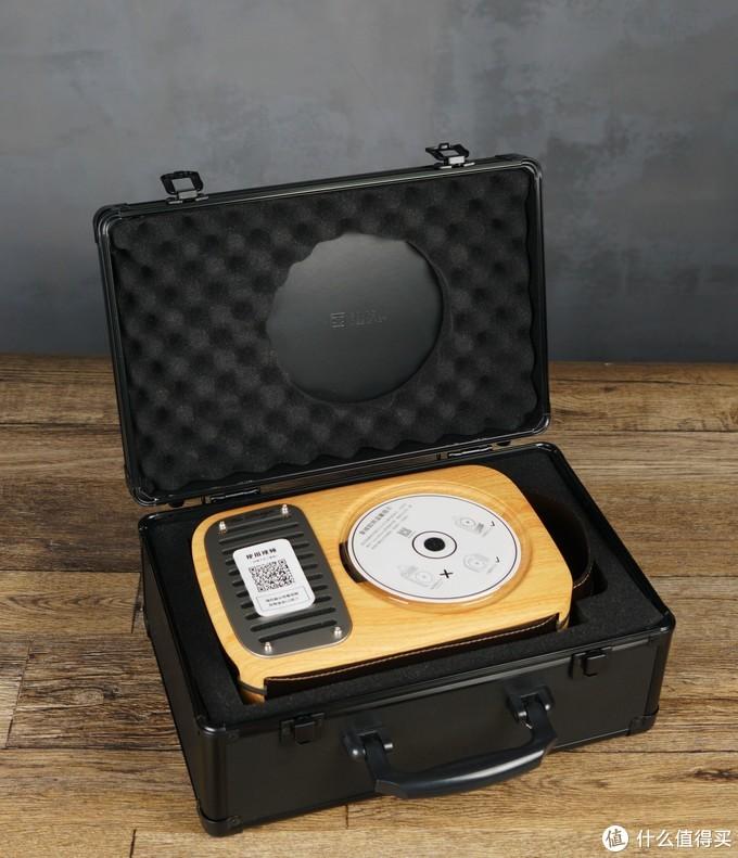 聆听时光的声音,单曲人生CD唱片播放器