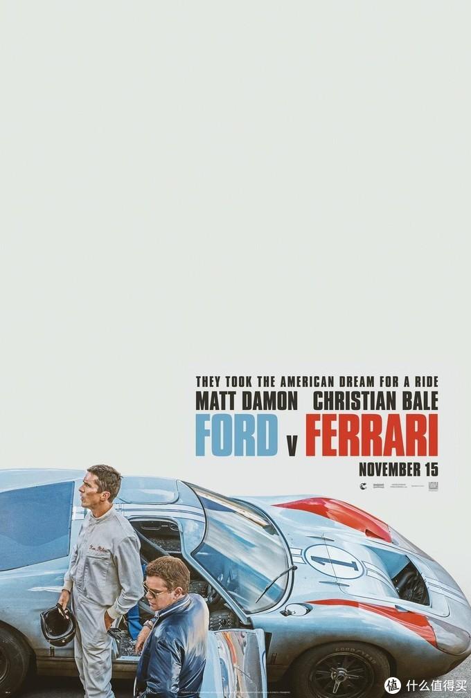 19年最值得看的赛车电影,福特大战法拉利