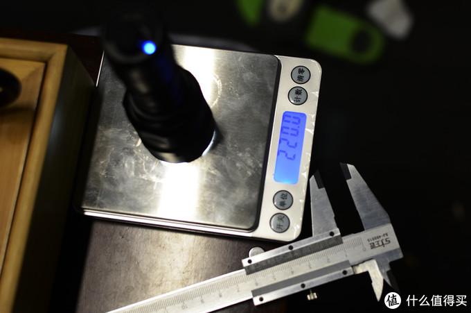 强光压制,只需一键:奈特科尔TM9K手电