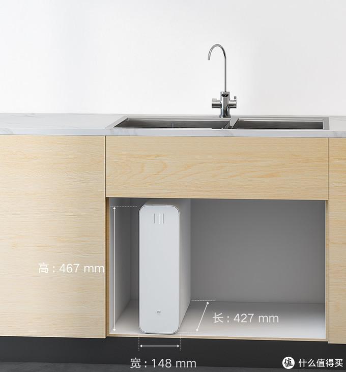 小米净水器S1 双出水800G 站内首评——年轻人第一次的厨房漏水?