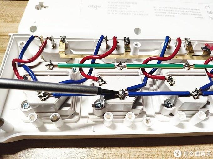 亲测:安全!爱国者独立开关4插位延长线插座拆解测试