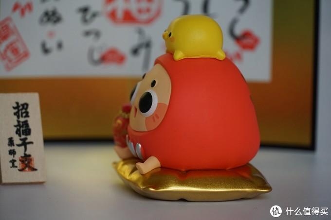 【Lucky】新的一年拥有福禄寿喜发财,达么吉转运系列盲盒众测