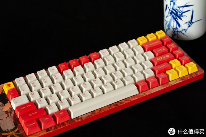 """国产外设、国产IP的""""番茄炒蛋""""——AKKO ACG84 哪吒主题键盘"""