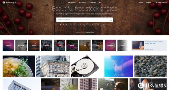 这25个超实用的高质量摄影图片网站,请务必收下!
