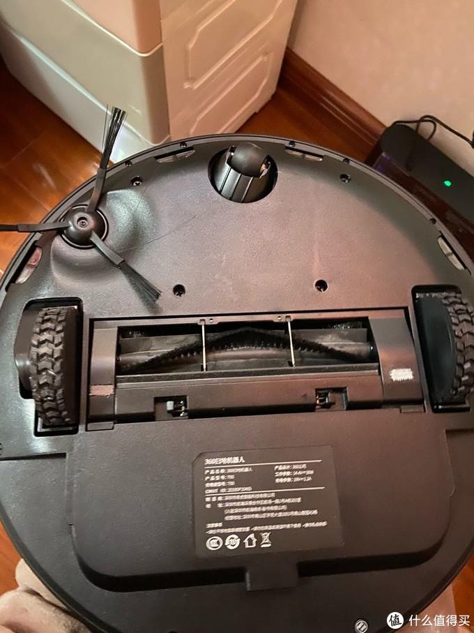 扫地机器人360 T90使用感受