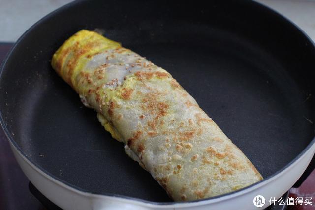 十分钟的快手早餐,不用揉面无需发酵,营养均衡又好吃,懒人必备
