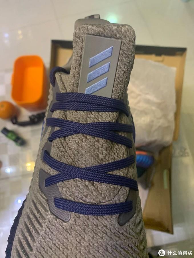 adidas alphaboost 男子跑步运动鞋开箱show