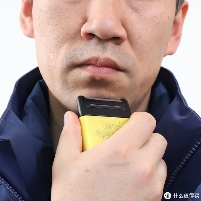看起来像打火机的便携的剃须刀——须眉剃须刀变形金刚定制款评测